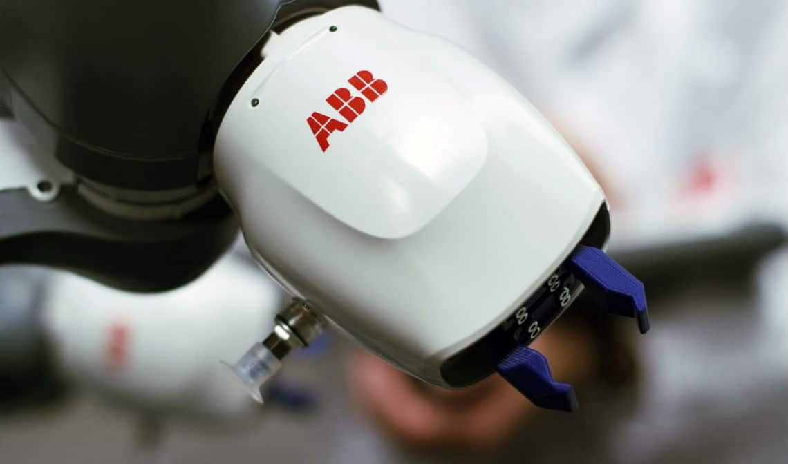 3D-printat robotfinger