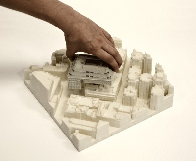 Stadsbildmodell
