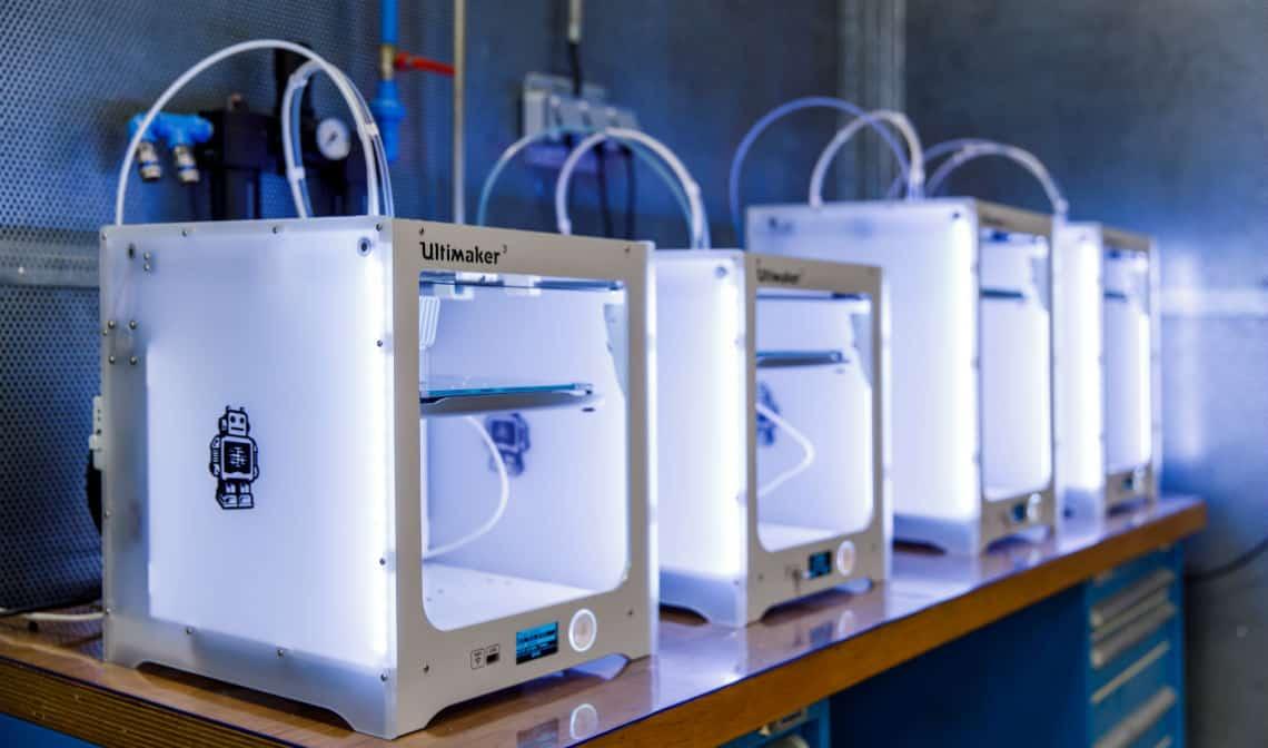 Ultimaker 3D-skrivare
