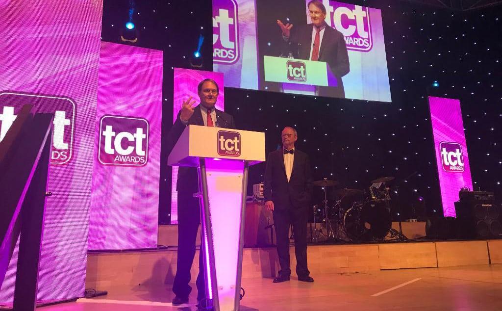 TCT Awards 2017
