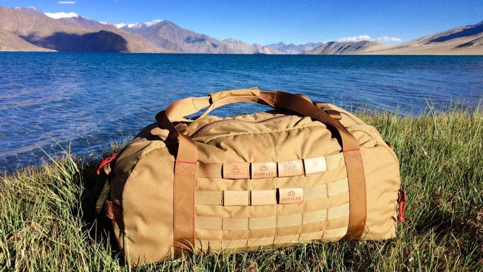 Duffler Bags bag in nature