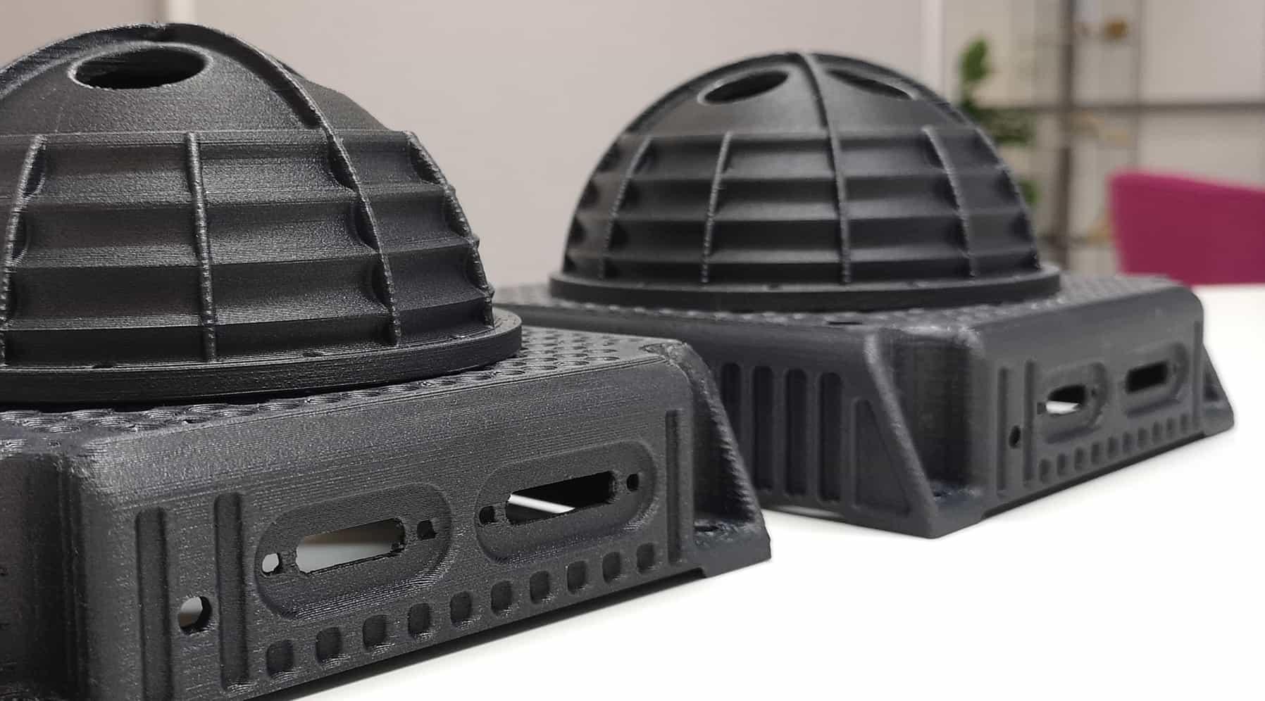 3D-printat hölje till sensor